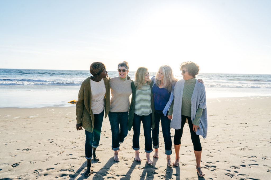 A Mindful Middle Walking Group