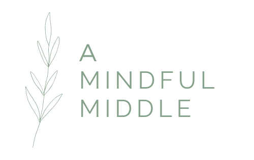 A Mindful Middle Logo